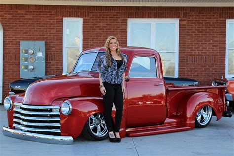 When The Lights All Shine 1949 Chevrolet Pickup Classic Cars Amp Muscle Cars For
