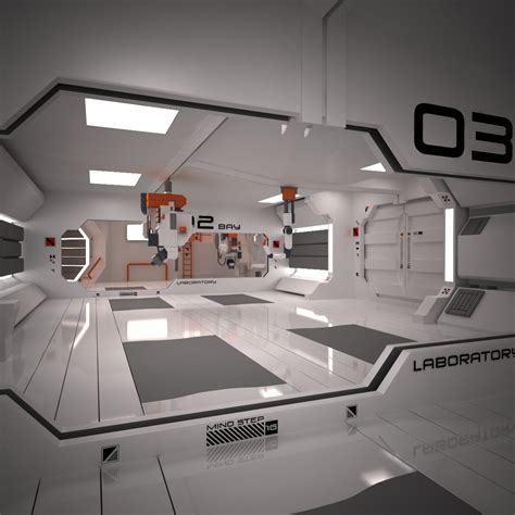 Sci Fi Spacecraft Interior Pics About Space