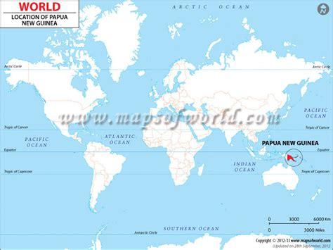 world map papua new guinea papua new guinea location map world maps