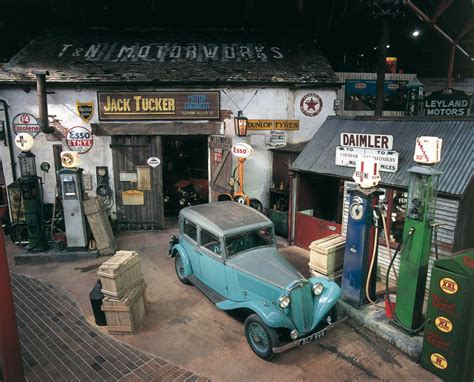beaulieu garage beaulieu on aboutbritain