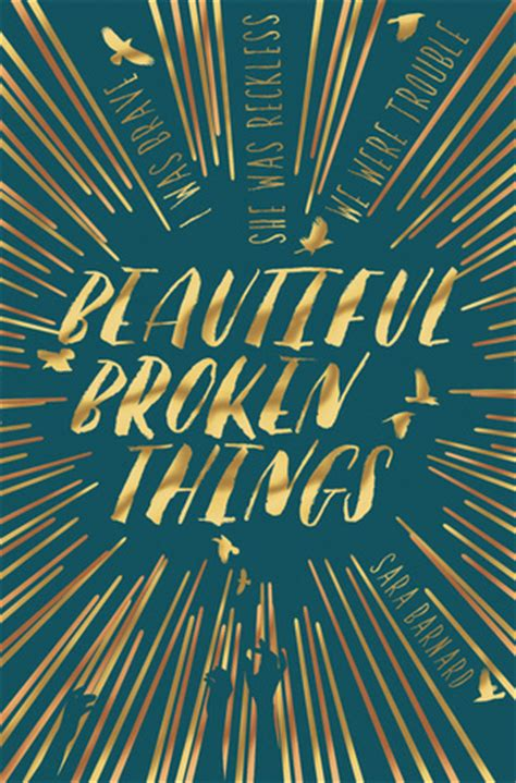 broken things a novel books beautiful broken things by barnard reviews