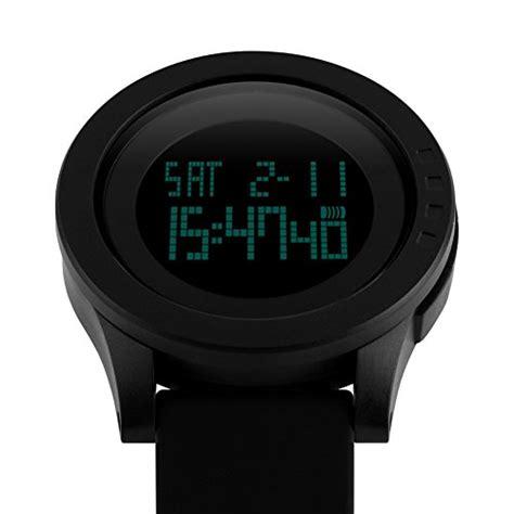 Jam Tangan Vavorite Digital Wanita Sport Water Resisst aposon s digital sports wrist led screen large electronics watches