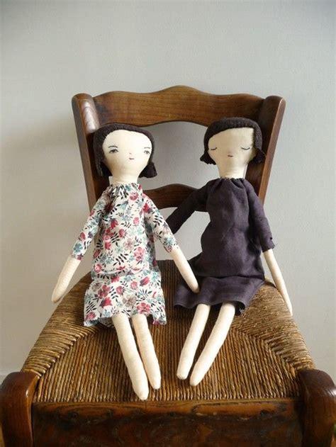 Handmade Ragdolls - handmade cotton rag doll