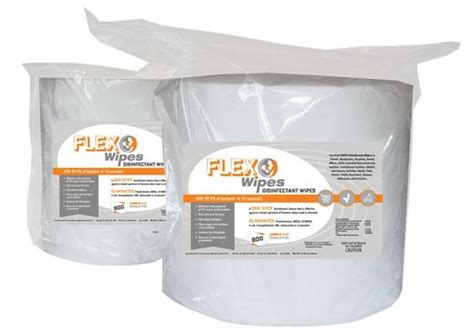 Disinfectant Floor Wipes - flex wipes disinfecting equipment wipes refills for