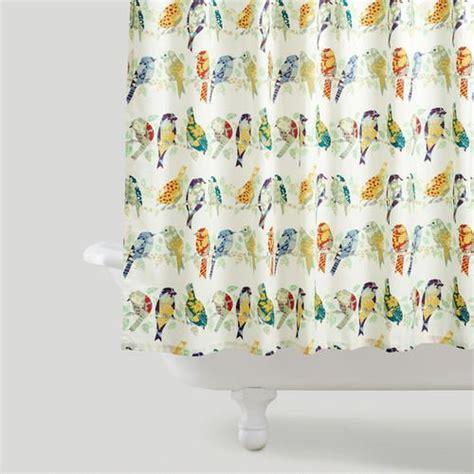 world market bird shower curtain 17 best images about wedding registry future wish list