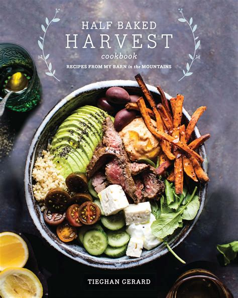 Cookbook Giveaway - the half baked harvest cookbook