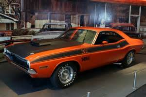 Chrysler Of Ta 1970 Dodge Challenger T A
