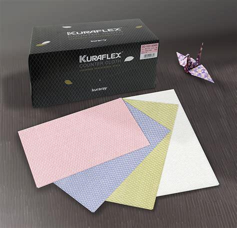 Kuraflex Counter Cloth Large kuraray cultivating overseas foodservice markets with