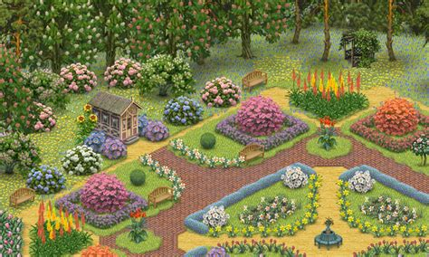 Flower Garden App Inner Garden Flower Garden 1 Android Apps On Play