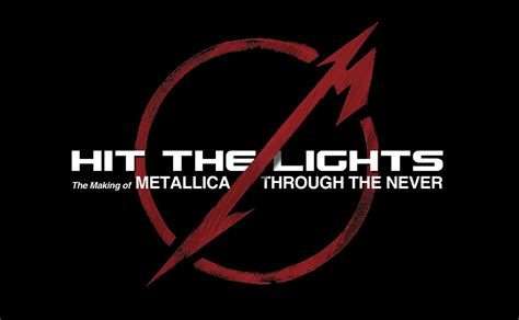 hit the lights the of metallica through the never