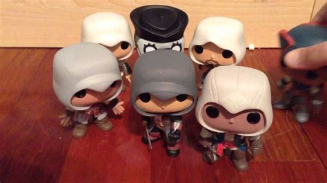 Funko Pop Assassins Creed Unity Elise pop funko assassin s creed unity arno