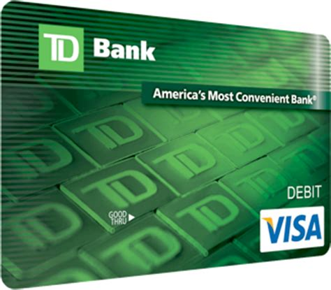 Td Bank Gift Card Registration - how to activate td visa debit card online infocard co
