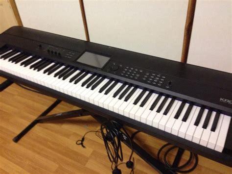 Keyboard Korg I5 archive korg krome 88 with bag parow co za