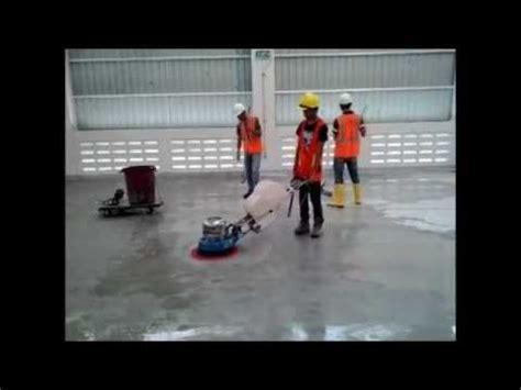 Liquid Floor Hardener Indonesia   YouTube