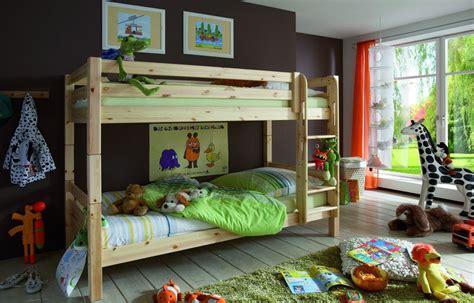 Kinderzimmer Junge Kiefer by Junge Gipfelst 252 Rmer Infanskids Etagenbett Kiefer Natur