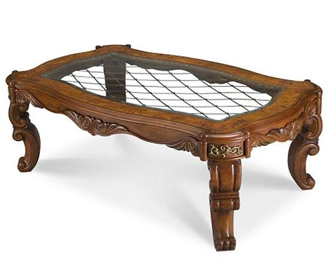 aico coffee table venetian ll ai n68201 28