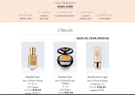 estee lauder wear color chart how to the right foundation shade my estee lauder