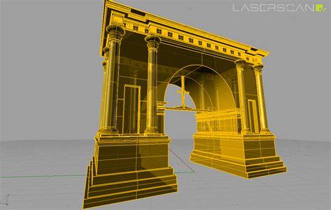 Modelli 3d by Modelli 3d Laserscan Rilievi Laserscanner Laser 3d Aosta