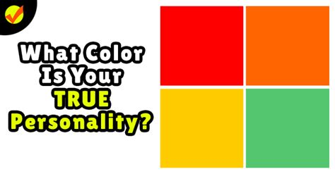 what s your color quiz quiz whats your color personality quiz whats your color