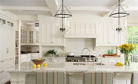 Off White Kitchen Cabinets   Cottage   kitchen   Susan