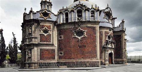 capilla del pocito la villa m 233 xico desconocido