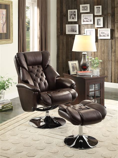 reclining chair with ottoman sale swivel reclining chair with ottoman he48 in store sale
