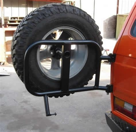 swing out tire carrier parts burley motorsports swing out spare tire carrier rear left