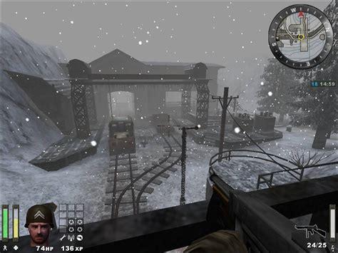 wolfenstein   multiplayer game  created