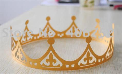 Crown Papercraft - get cheap paper crown craft aliexpress