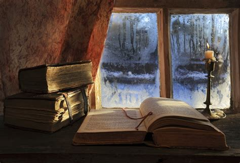 picture books in winter books winter winter time still candle wallpapers