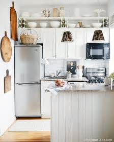 Small Country Kitchen Design Ideas 25 absolutely beautiful small kitchens mydomaine