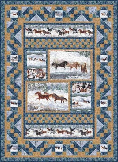 horse pattern quilt kits 58 best horse quilts images on pinterest horse quilt