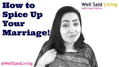7 Challenges To Spice Up Your by How To Spice Up Your Marriage