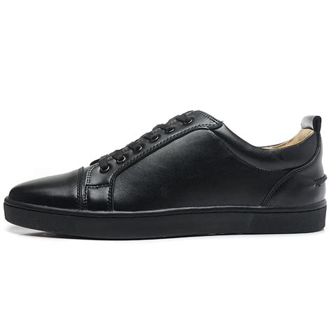 low top sneakers mens cheap christian louboutin louis junior mens flat leather