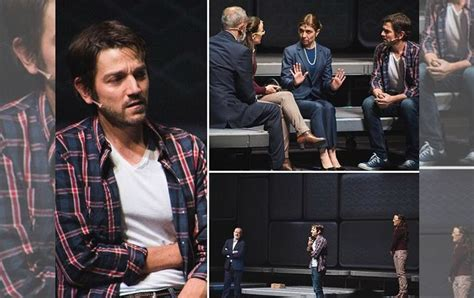 diego luna obra de teatro 2018 diego luna debuta en la obra quot privacidad quot el informador