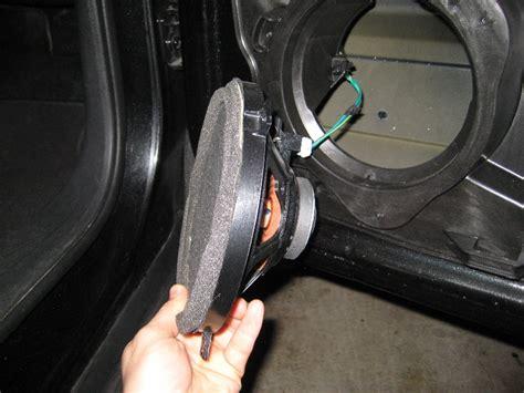 Jeep Wrangler Speaker Replacement Jeep Liberty Door Panel Removal Speaker Replacement Guide 024