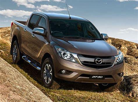 2020 Mazda Truck by 2020 Mazda Bt 50 New Generation For Mazda Truck