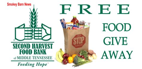 Nutrition Giveaways - free food giveaway in springfield saturday april 8th