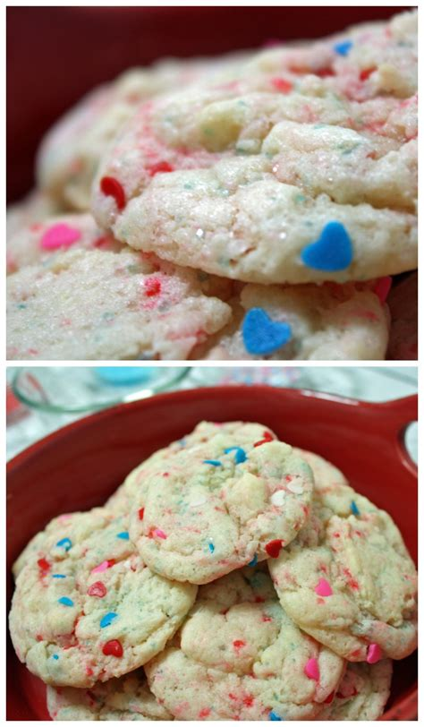 valentines cookies recipe easy easy s day cookies desert chica
