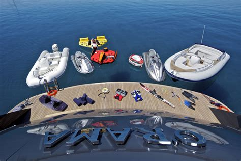 toy luxury boat mia rama motor yacht orama tenders and toys luxury
