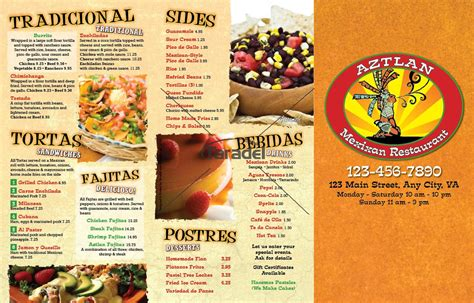 design mexican menu menu template category page 1 sawyoo com