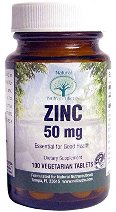 supplement zinc dosage best vegan zinc supplements