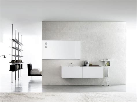 corian vanity unit single wall mounted corian 174 vanity unit b20 b21 by boffi