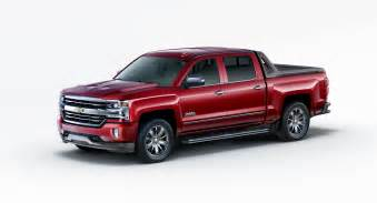 2017 chevrolet silverado gm authority