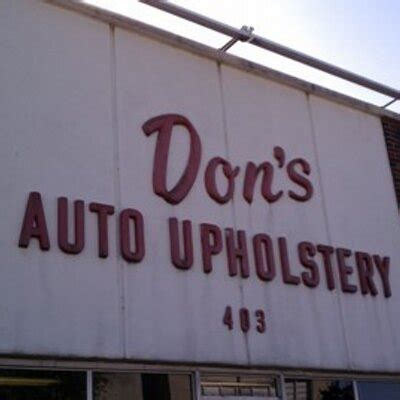dons upholstery dons auto upholstery donsautouph twitter