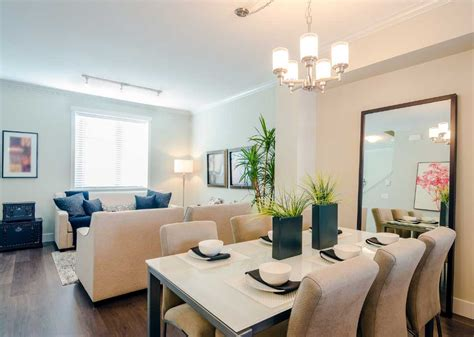 interior decoration of dining dining room contemporary and aesthetic dining room