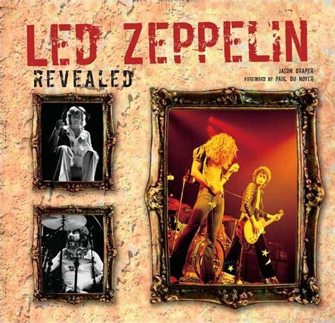 biography of led zeppelin book book led zeppelin revealed led zeppelin master forum