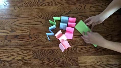 diy mini origami notebook