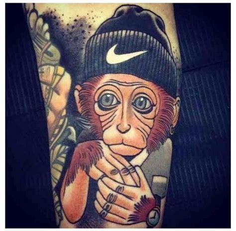 tattoo monkey cartoon 17 best images about monkey tattoos on pinterest top