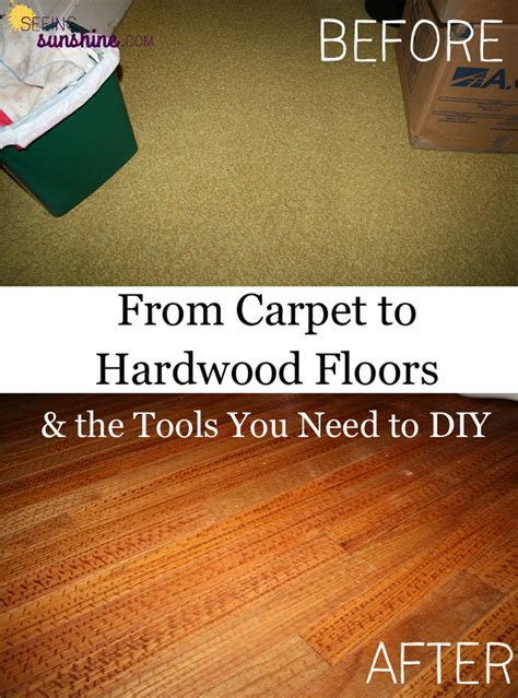 Karpet It Up from carpet to hardwood seeing